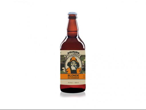 Bière Blonde - Blonde du Chasseur 500ml
