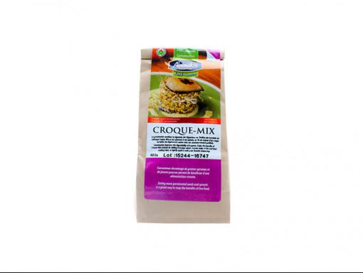 Germes pour Croque-Mix Bio 400g