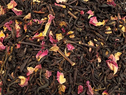 Thé noir rose congou 50g