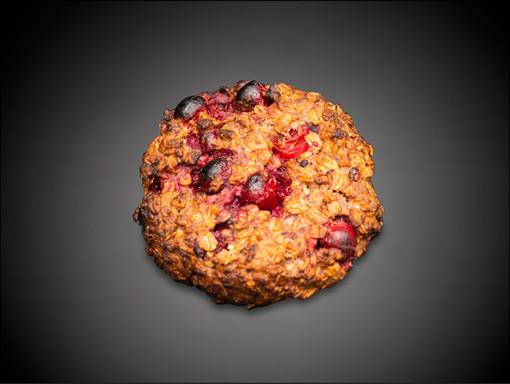 Biscuit déjeuner vegan