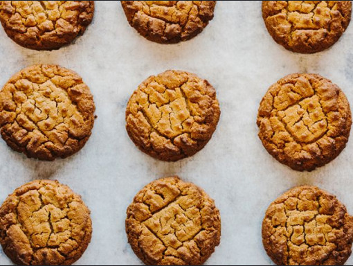 Biscuit au Soja Grillé