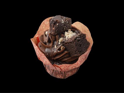 Cupcake Choco-brownie Régulier