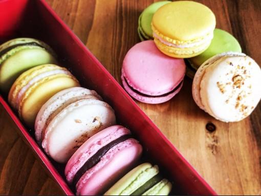 Macarons Francais Boîte de 6