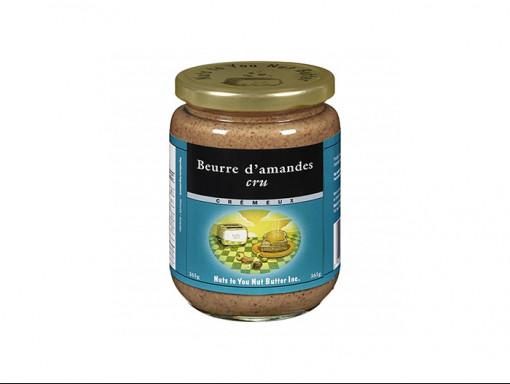 Beurre d'Amandes Cru Crémeux - 365g