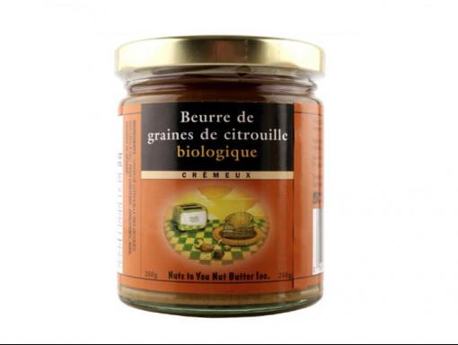 Beurre de Citrouille 250g