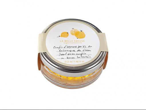 Confit d'Oignons et Citron 212ml
