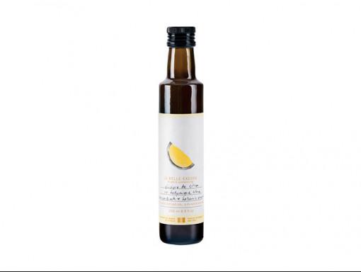 Vinaigre de Citron et Balsamique Blanc 250ml