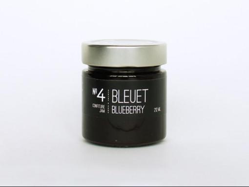 No4 Confiture bleuets
