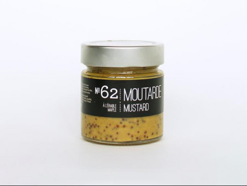 No62 Moutarde érable