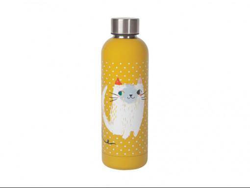 Bouteille d'eau meow meow