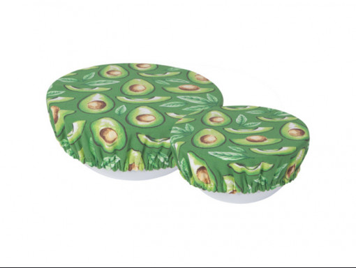 Couvre-bol Avocados (2)
