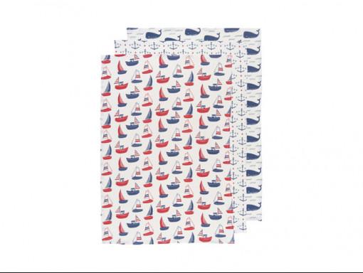Linges Vaisselle Ahoy Matey (3)
