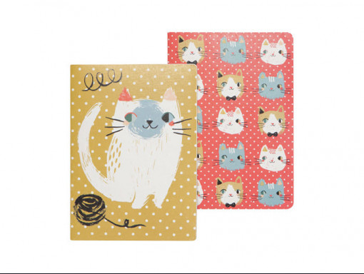 Cahier de note Meow Meow (2)