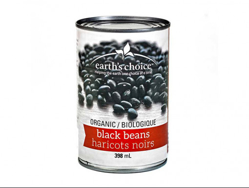 Haricots Noirs Bio 398ml
