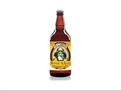 Bière Blonde Ale - Blonde de l'Anse 500ml