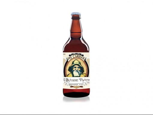 Bière Blanche - La 475 Blanche de Pratto 500ml