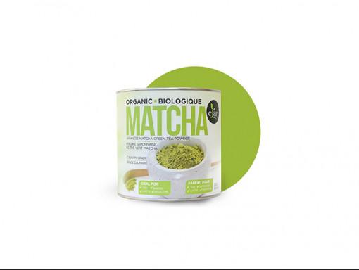 Thé Vert Matcha Bio 250g