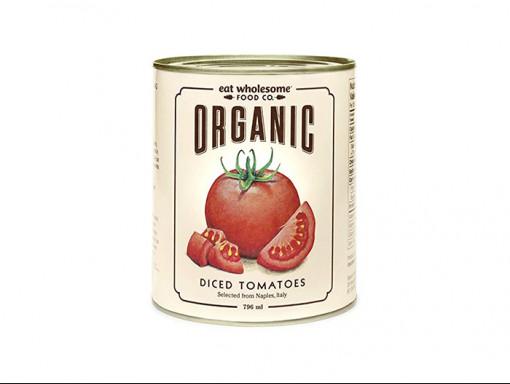 Tomates en Dés Bio 796ml