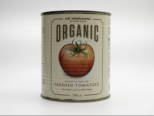 Tomates Entières Bio 796ml