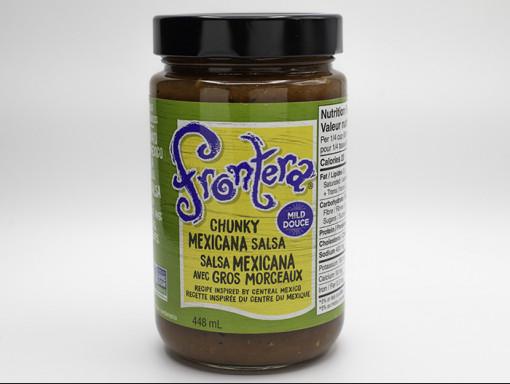 Salsa Douce Mexicana avec Gros Morceaux