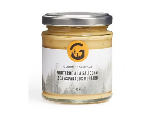 Moutarde à La Salicorne 190ml