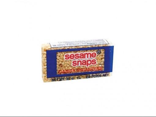 Sesame Snaps Barre de Sésame