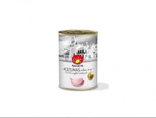 Olives Farcies à l'Ail 250ml