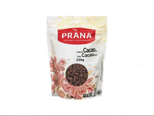Éclats de Cacao Cru 250g