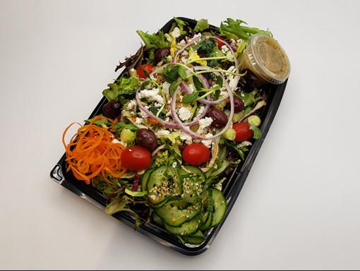 Salade grecque rustique