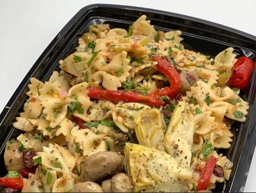 Salade repas antipasti