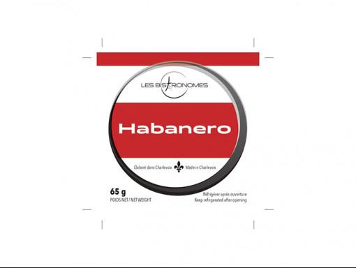 Saucisson à l'Habanero 65g