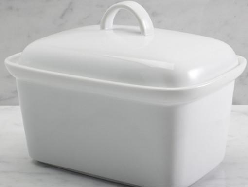 Beurrier Blanc Couvercle