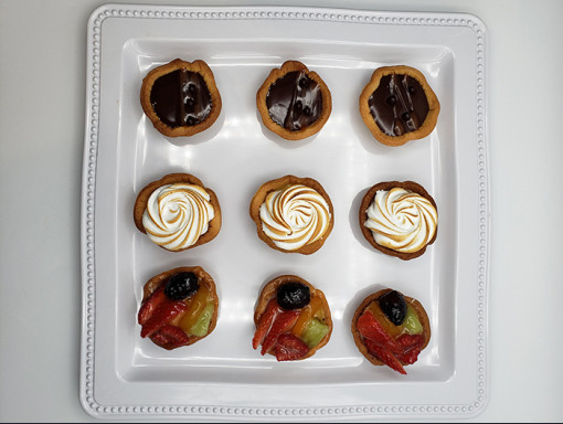 Boîte de minis Tartelettes (9 unites)