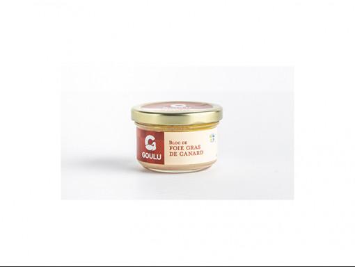 Foie Gras Nature de Canard 80g