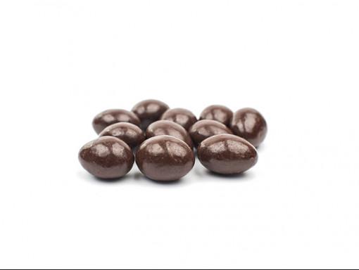 Amandes au Chocolat Noir SANS SUCRE