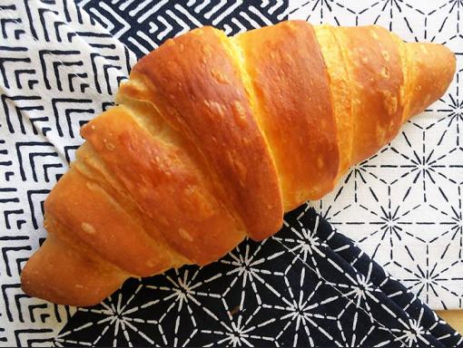 Croissants et danoises