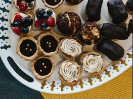 Plateaux de desserts