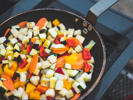 Légumes transformés