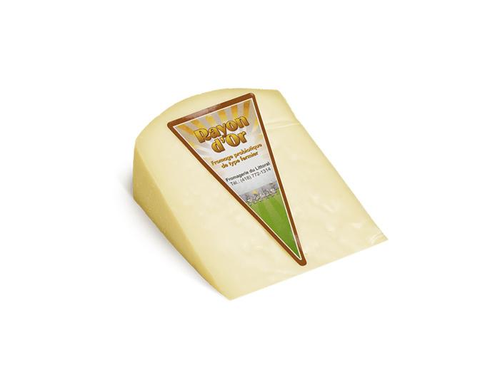 Fromage à Pâte Semi-Ferme Rayon D'or