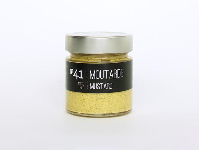 No41 Moutarde forte