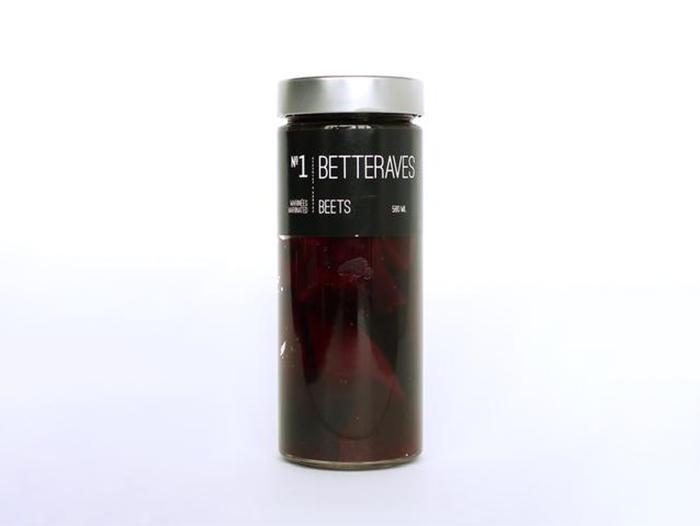 No1 Betteraves Marinées